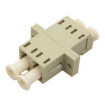 Adapter LC/UPC, MM, DUPLEX (SC MOUNT)
