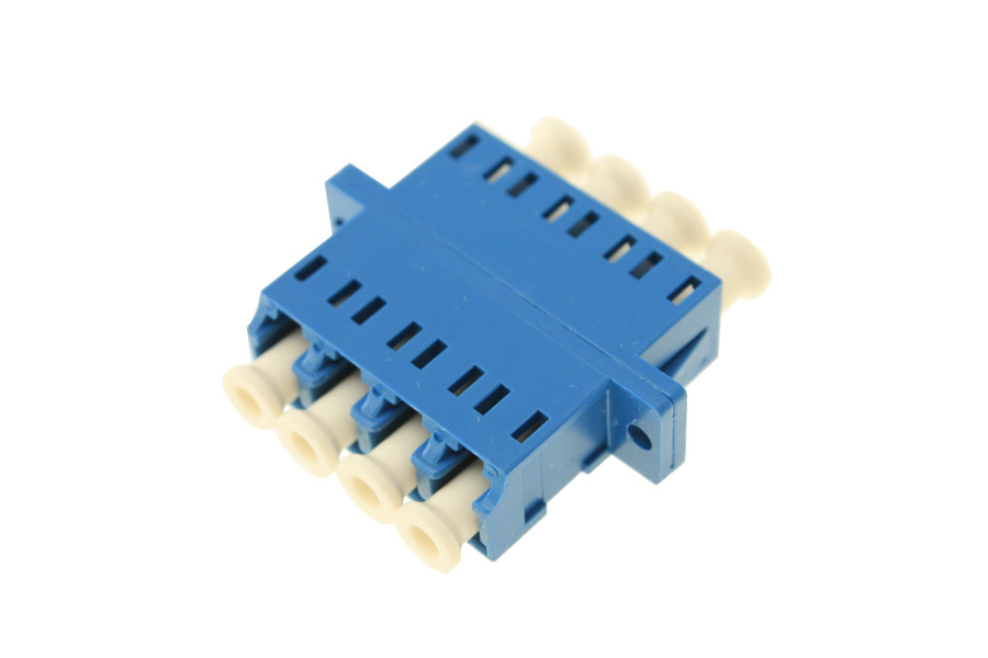 Adapter LC/UPC, SM, QUAD (SC MOUNT)