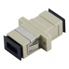 Adapter SC/UPC, MM, SIMPLEX