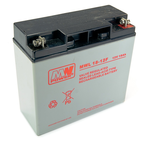 Akumulator MWL 18-12F Long Life