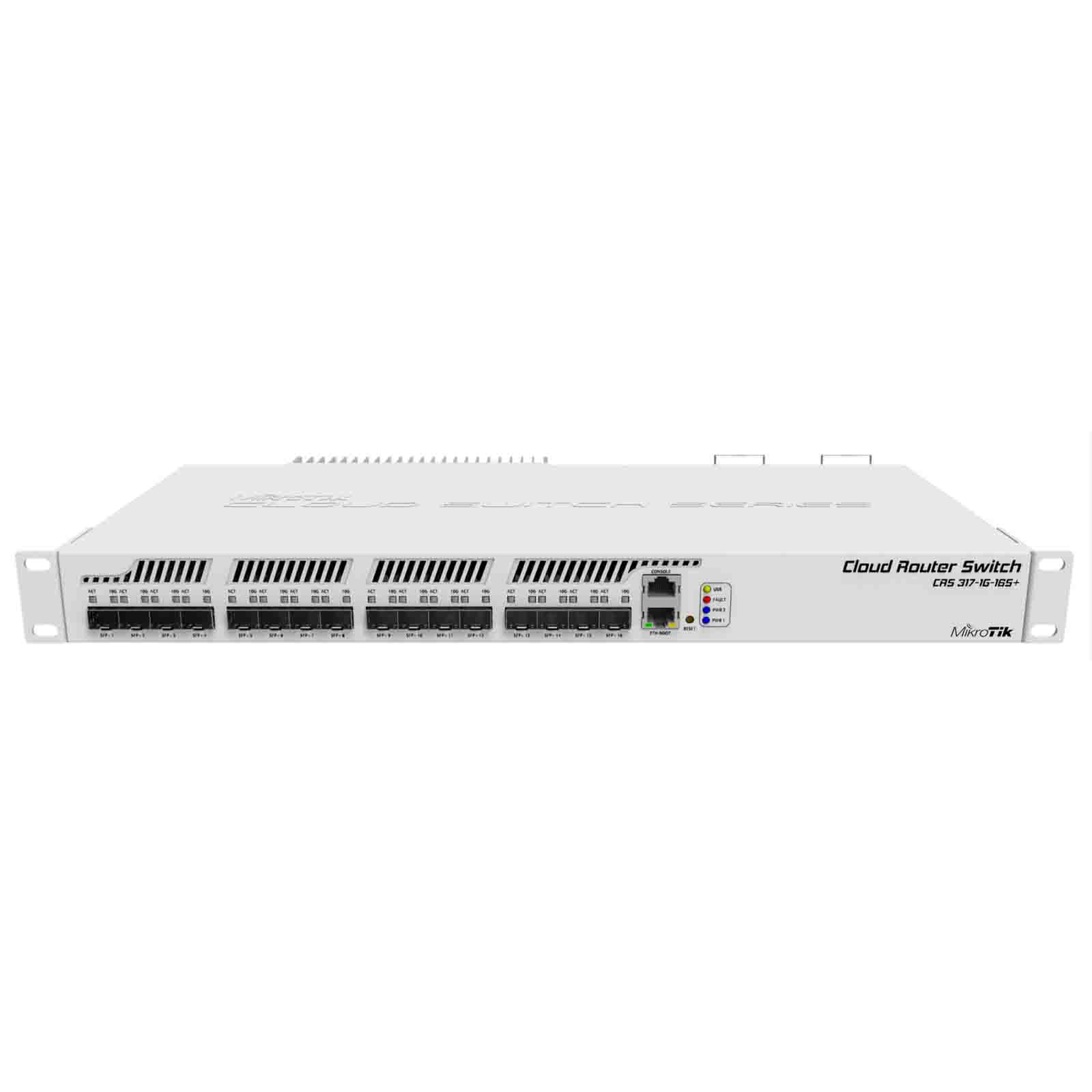 Cloud Router Switch CRS317-1G-16S+RM :: wisp.pl