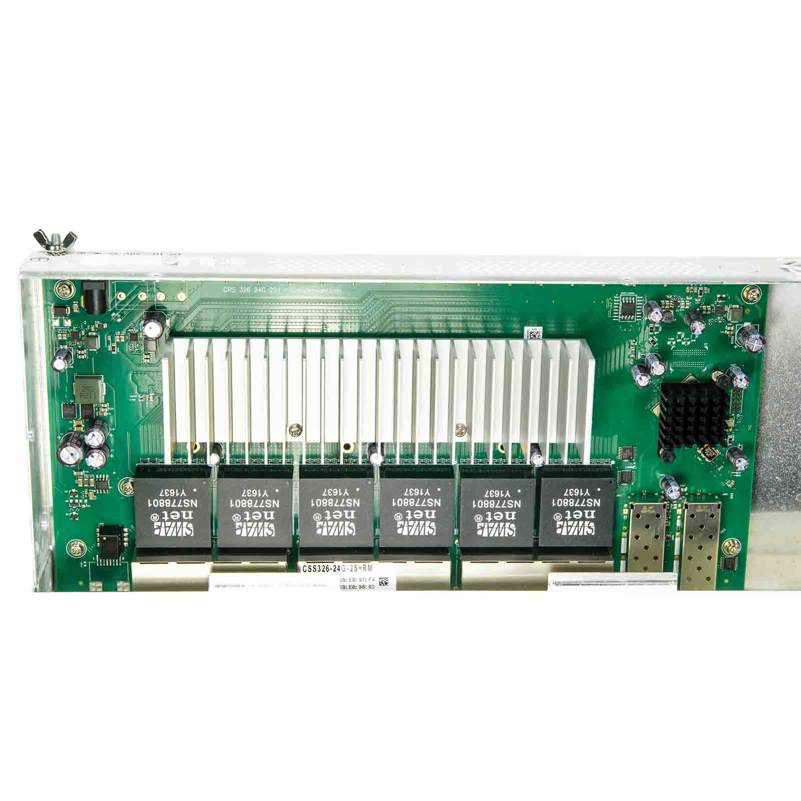 Cloud Smart Switch CSS326-24G-2S+RM