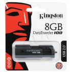 Kingston DataTraveler USB 3.0 DT100G3/8GB