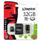 Kingston microSDHC 32GB Class 10 (MBLY10G2/32GB)