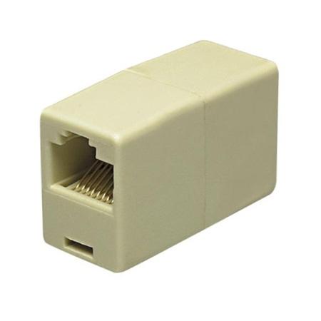 Połączenie internetowe przez złączkę i rozdzielacz.