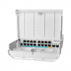 MikroTik Cloud Router Switch CRS318-1Fi-15Fr-2S-OUT (netPower 15FR)