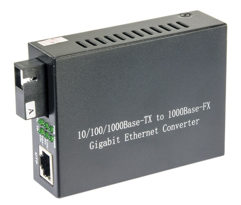 Option Gigabit Media Konwerter MC211CS