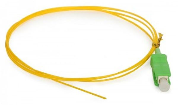 Pigtail SC/APC, SM, 1m G657A2 Loose Tube (Easy Strip)