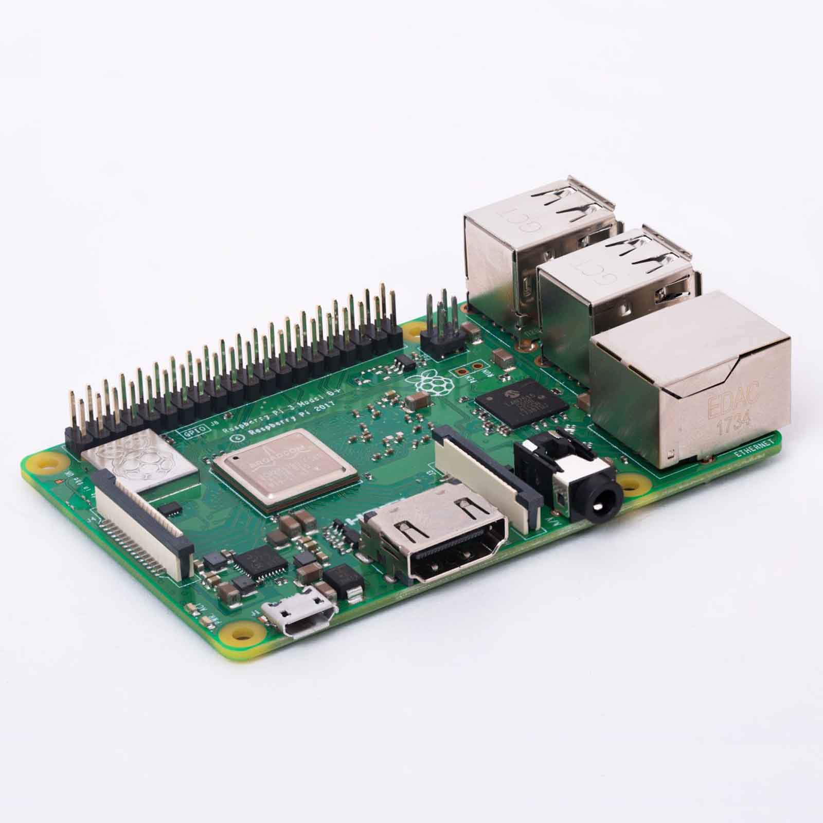 Raspberry Pi 3 model B+ :: wisp.pl