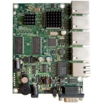 RouterBoard RB450G, 5x LAN, 256MB SD-RAM i 512MB FLASH