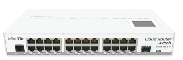 Cloud Router Switch CRS125-24G-1S-IN