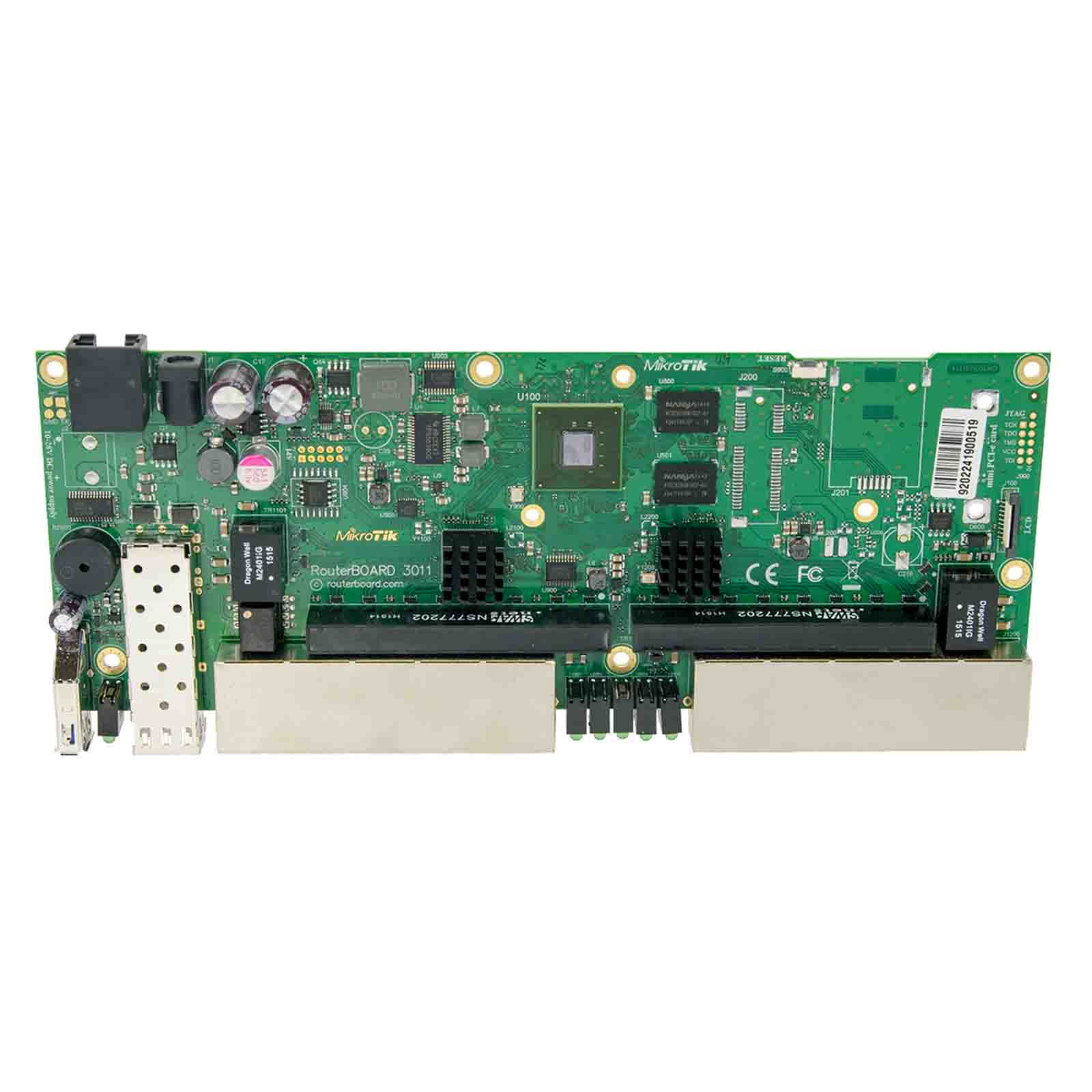 RouterBoard RB3011UiAS-RM