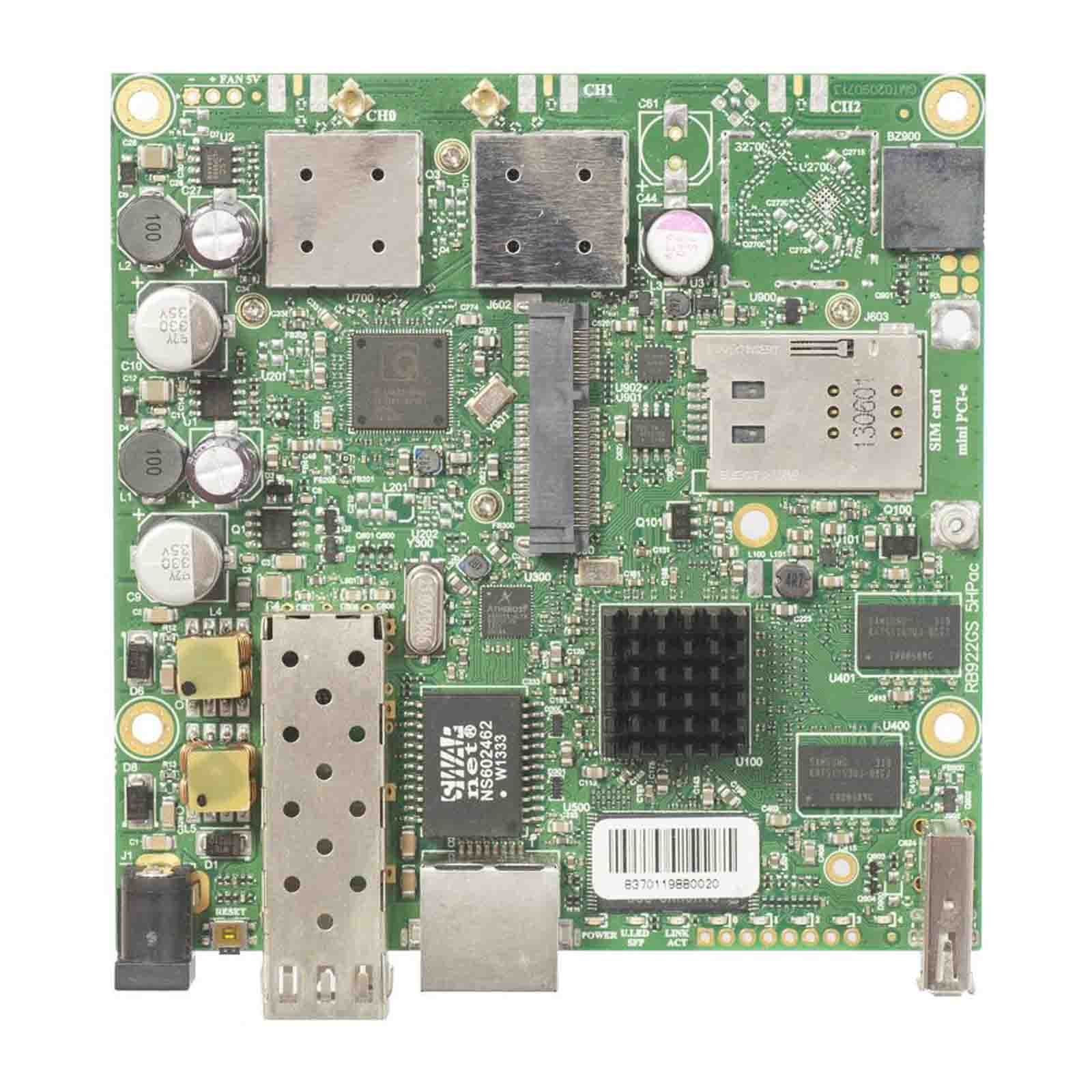 MikroTik RouterBoard RB922UAGS-5HPacD :: wisp.pl