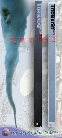 City Media Tornado Pro Max 24 :: wisp.pl