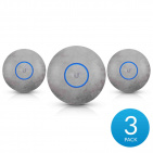 Ubiquiti (nHD-cover-concrete-3) NanoHD cover concrete 3-pack