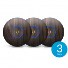 Ubiquiti (nHD-cover-wood-3) NanoHD cover wood 3-pack