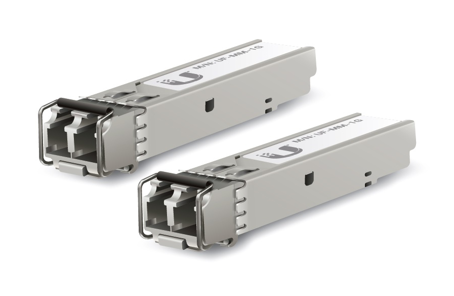 Ubiquiti (UF-MM-1G) U Fiber, Multi-Mode Module, 1G, 2-Pack