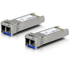 Ubiquiti (UF-SM-10G) U Fiber, Single-Mode Module, 10G, 2-Pack