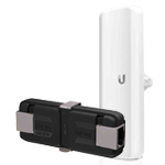 MikroTik Gigabit passive Ethernet repeater (GPeR), Ubiquiti  LiteAP GPS (LAP-GPS)