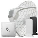 MikroTik Wireless Wire Cube (CubeG-5ac60adpair), Cube 60G ac (CubeG-5ac60ad), LHGG LTE6 kit (RBLHGGR&R11e-LTE6), LtAP LR8 LTE kit (RBLtAP-2HnD&R11e-LTE&LR8), kable direct attach XS+DA0001 i XS+DA0003, nowe wAP ac (RBwAPG-5HacD2HnD) (RBwAPG-5HacD2HnD-BE)
