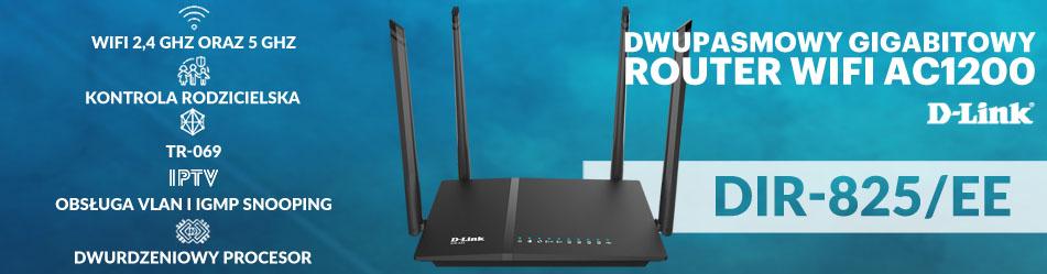D-Link DIR-825-EE :: Wisp.pl