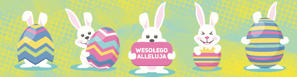 Happy Easter :: Wisp.pl