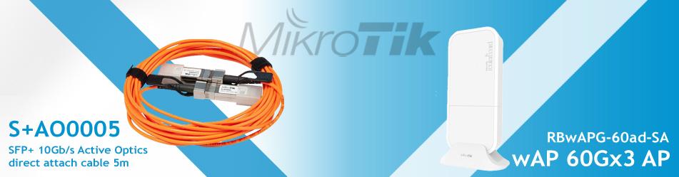 MikroTik wAP 60Gx3 AP RBwAPG-60ad-SA :: Wisp.pl