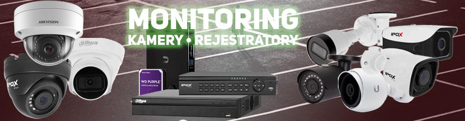 monitoring - kamery, rejestratory, monitoring analogowy, monitoring IP, urządzenia alarmowe :: Wisp.pl