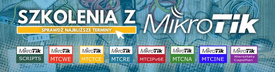 szkolenia MikroTik, scripts, mtcwe, mtctce, mtcre, mtcipv6e, mtcna, mtcine, capsman :: Wisp.pl