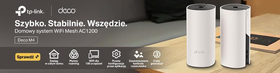 TP-Link Deco M4 :: Wisp.pl