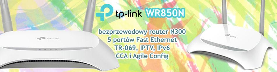 TP-Link WR850N :: Wisp.pl