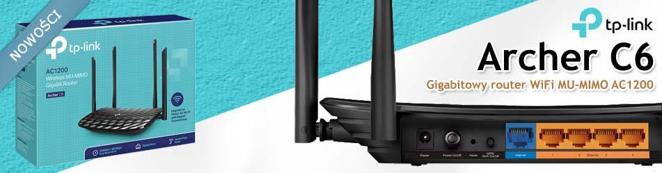 TP-Link Archer C6 :: Wisp.pl