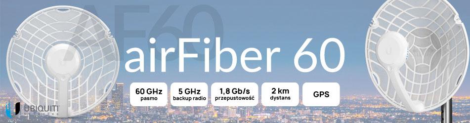 Ubiquiti airFiber 60, AF60:: Wisp.pl