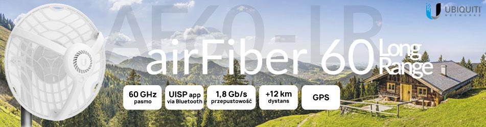 Ubiquiti airFiber 60 Long Range, AF60-LR:: Wisp.pl